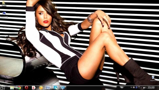 Girl model - Скриншот #4