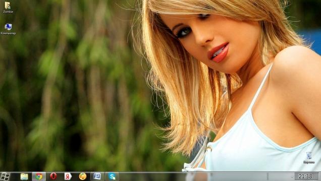 Girl model - Скриншот #1