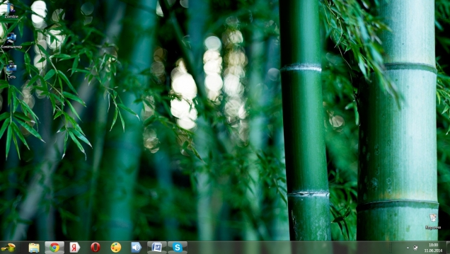 Woo bamboo - Скриншот #1
