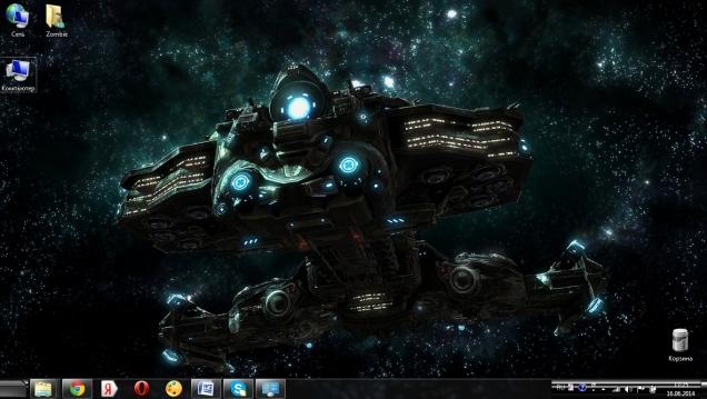 Darkspace - Скриншот #2
