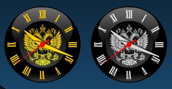 Аналоговые Часы На Рабочий Стол Скачать Бесплатно - фото 4