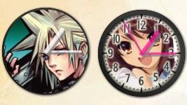 Аниме часы