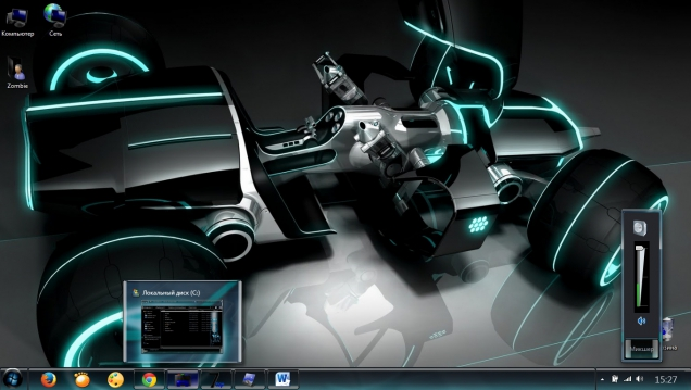 Tron Legacy 1 - Скриншот #4