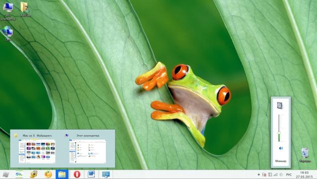 Mac OS X LynX - Скриншот #1
