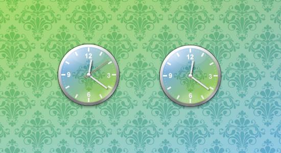 Приятные весенние часы