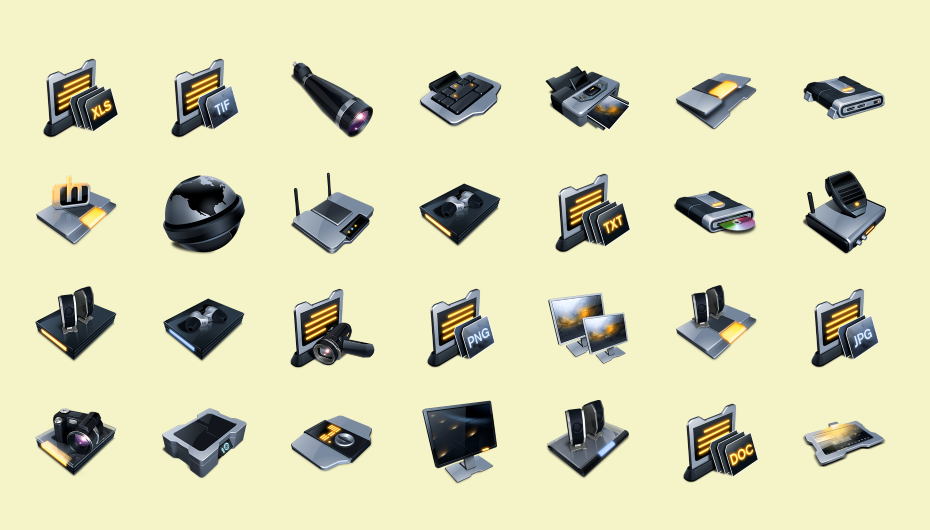 Flagship Icons