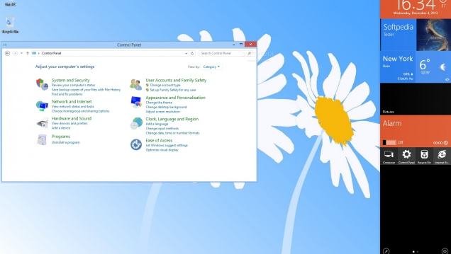 Пакет оформления в стиле Windows 9 - Скриншот #3