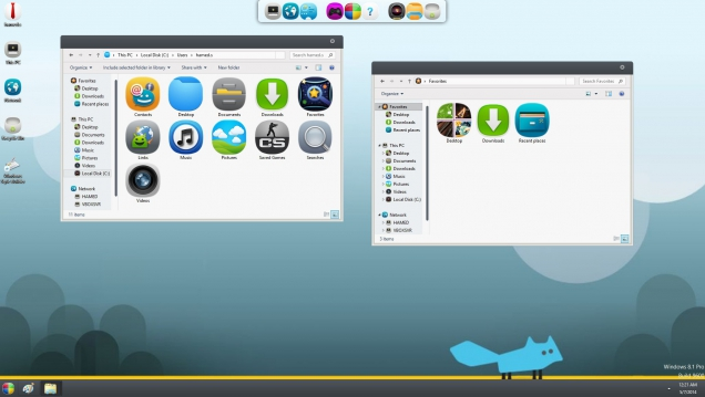 MeeGo - Скриншот #2