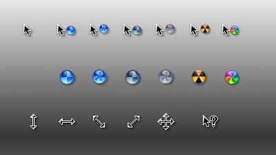 Курсоры под стиль Mac OS X