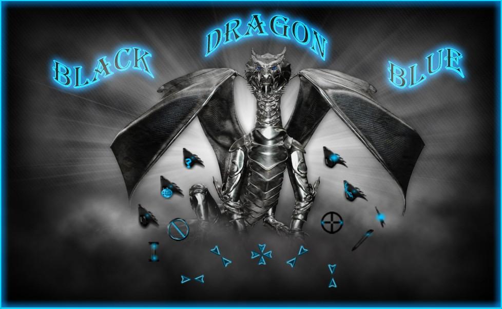 Курсоры под стиль драконов