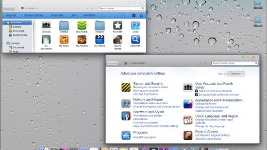 iOS Skin Pack - Скриншот #3