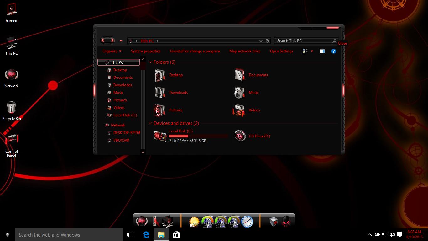 Скачать тему windows 10 skinpack оформления для windows xp в стиле.
