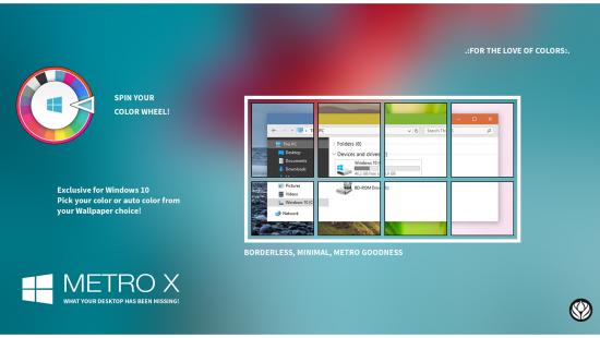 Metro X - Скриншот #1