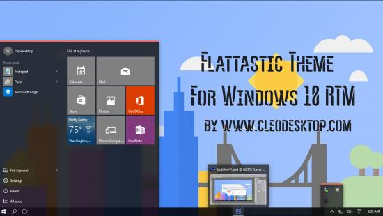 Flattastic - Скриншот #1