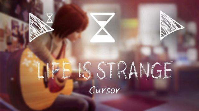 Указатели под стиль игры Life is Strange