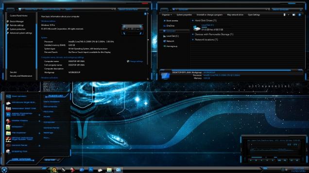 HUD Evolution - Скриншот #1