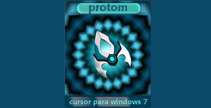 Protom — фантастический анимированный курсор