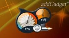 FireBird — Индикатор загрузки процессора и оперативной памяти