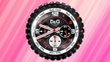 Копия часов D&G Navajo Black для рабочего стола