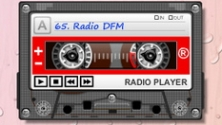 Гаджет онлайн радиостанция во виде аудиокассеты