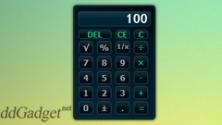 Калькулятор вместе с двумя раскладками: простая да от математическими функциями
