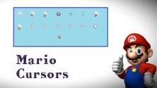 Указатели во стиле зрелище «Марио»