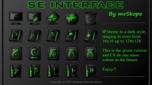 SE Interface Green